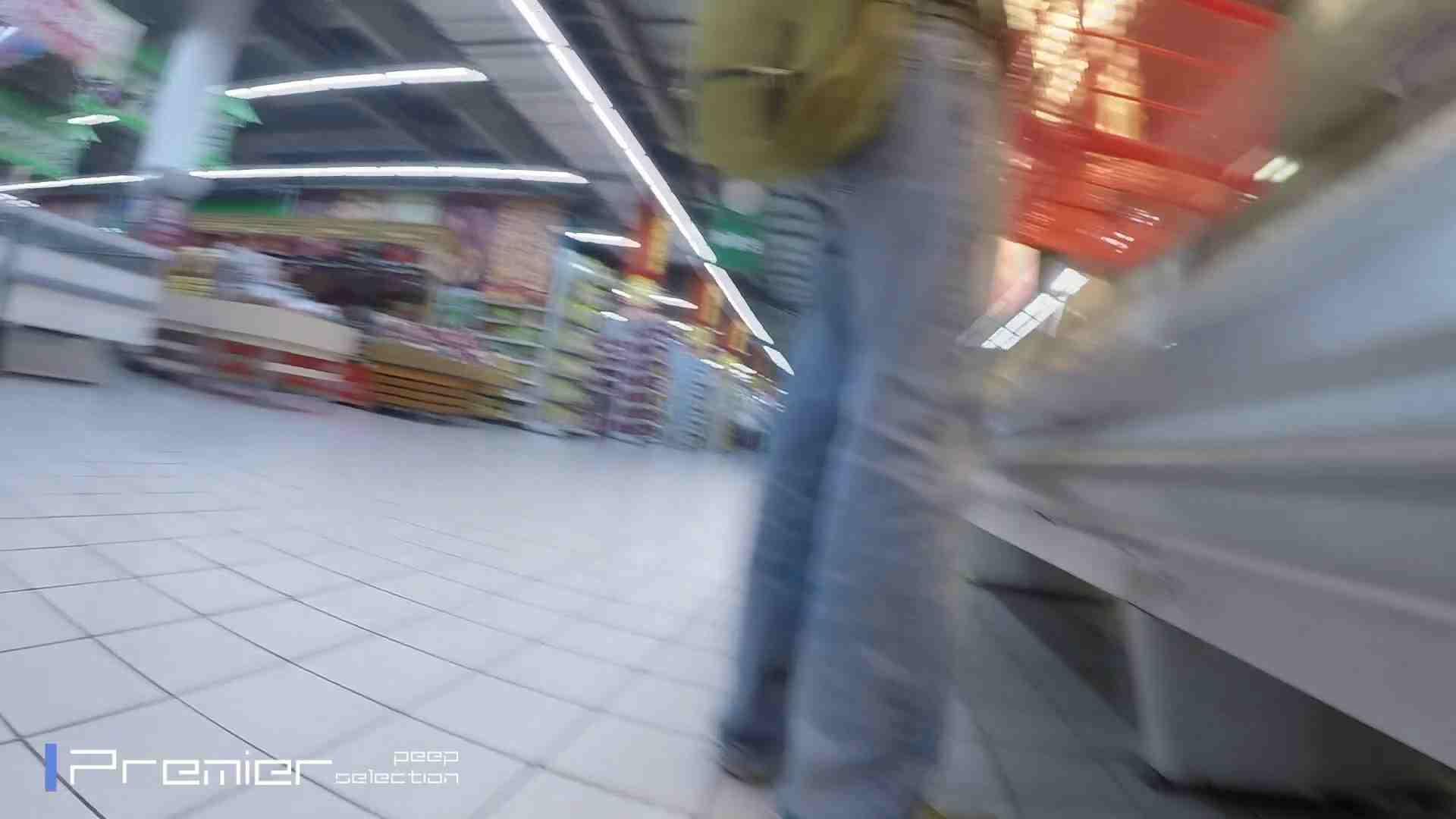 白ミニワンピから覗むピンクの華 美女の下半身を粘着撮り! Vol.01 チラ | パンチラ  79枚 36