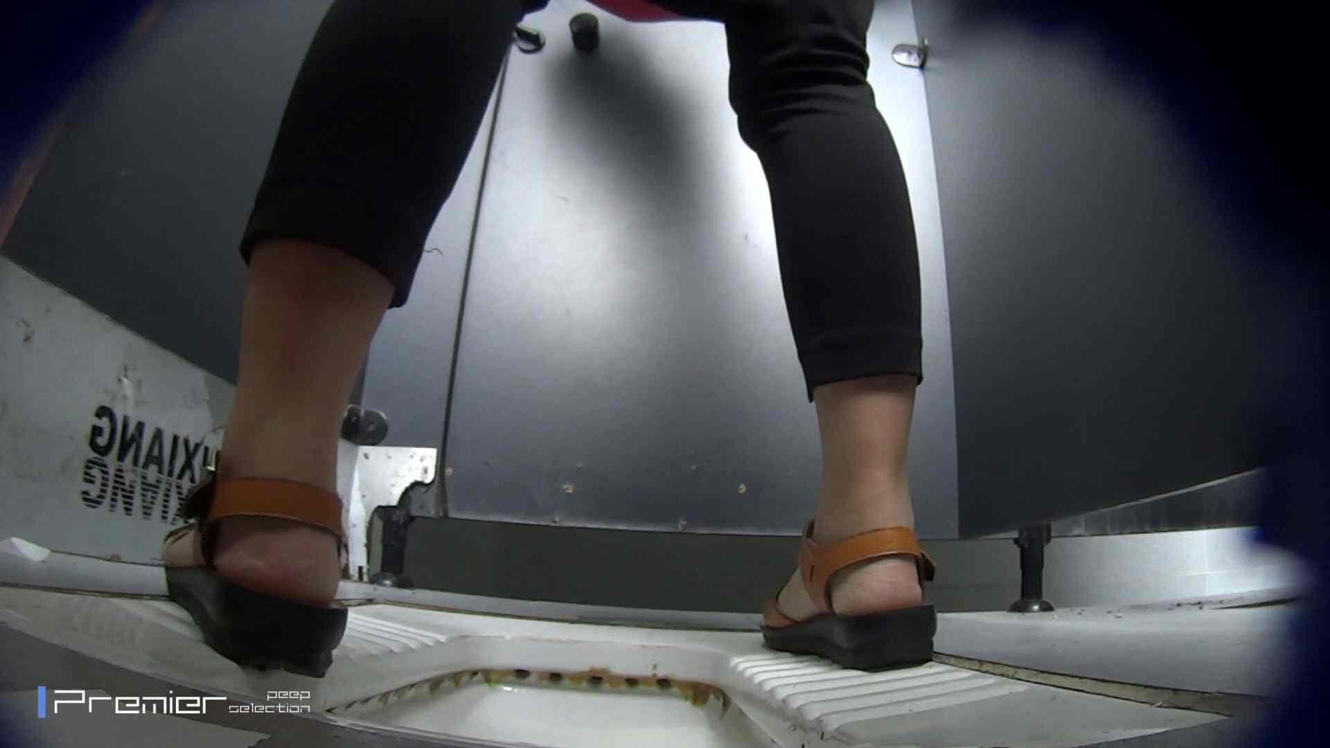 ガテンな女の放nyo 大学休憩時間の洗面所事情48 洗面所 のぞき動画画像 93枚 10