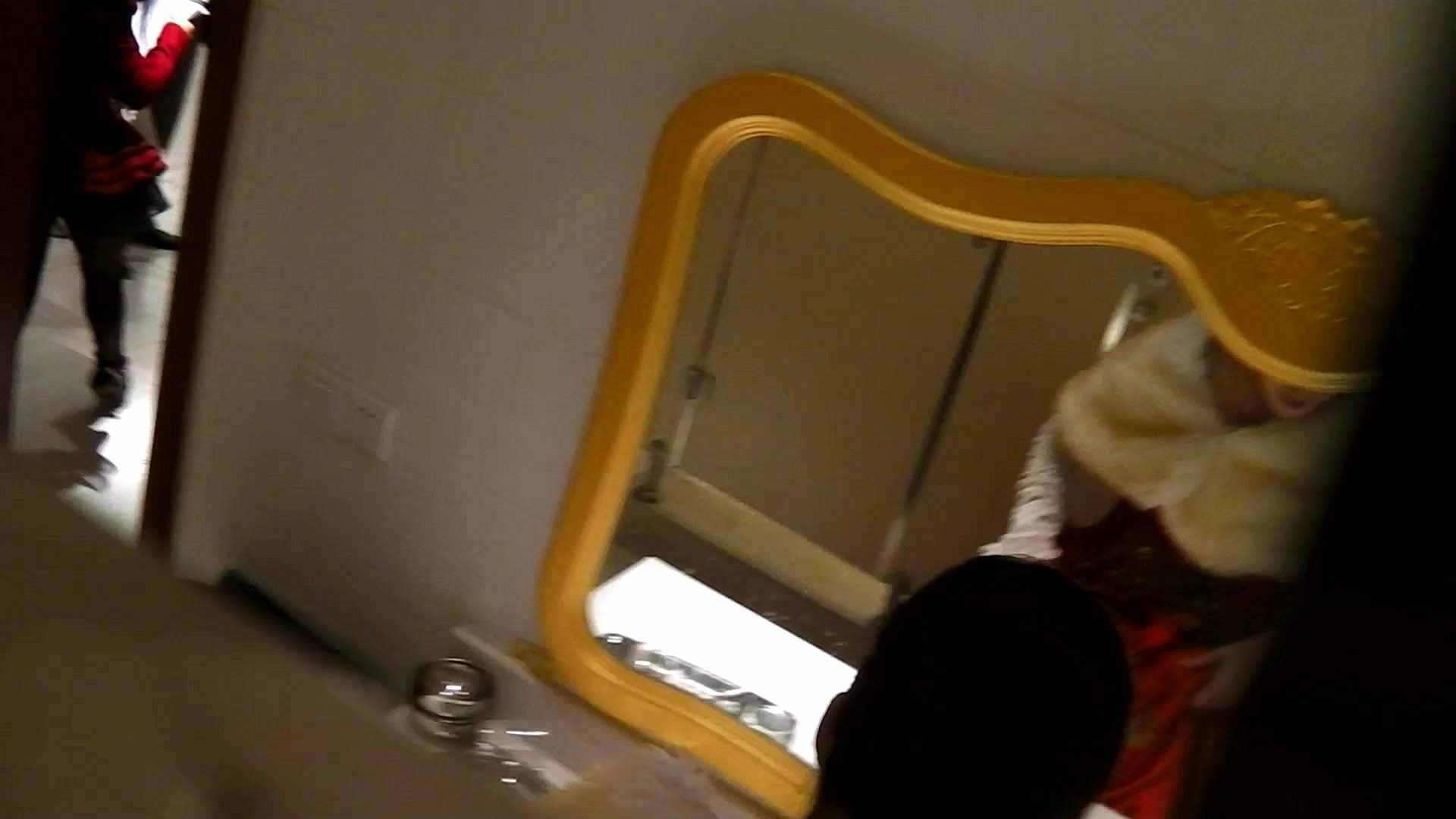 洗寿観音さんの 化粧室は四面楚歌Nol.5 洗面所   エッチなOL  108枚 39