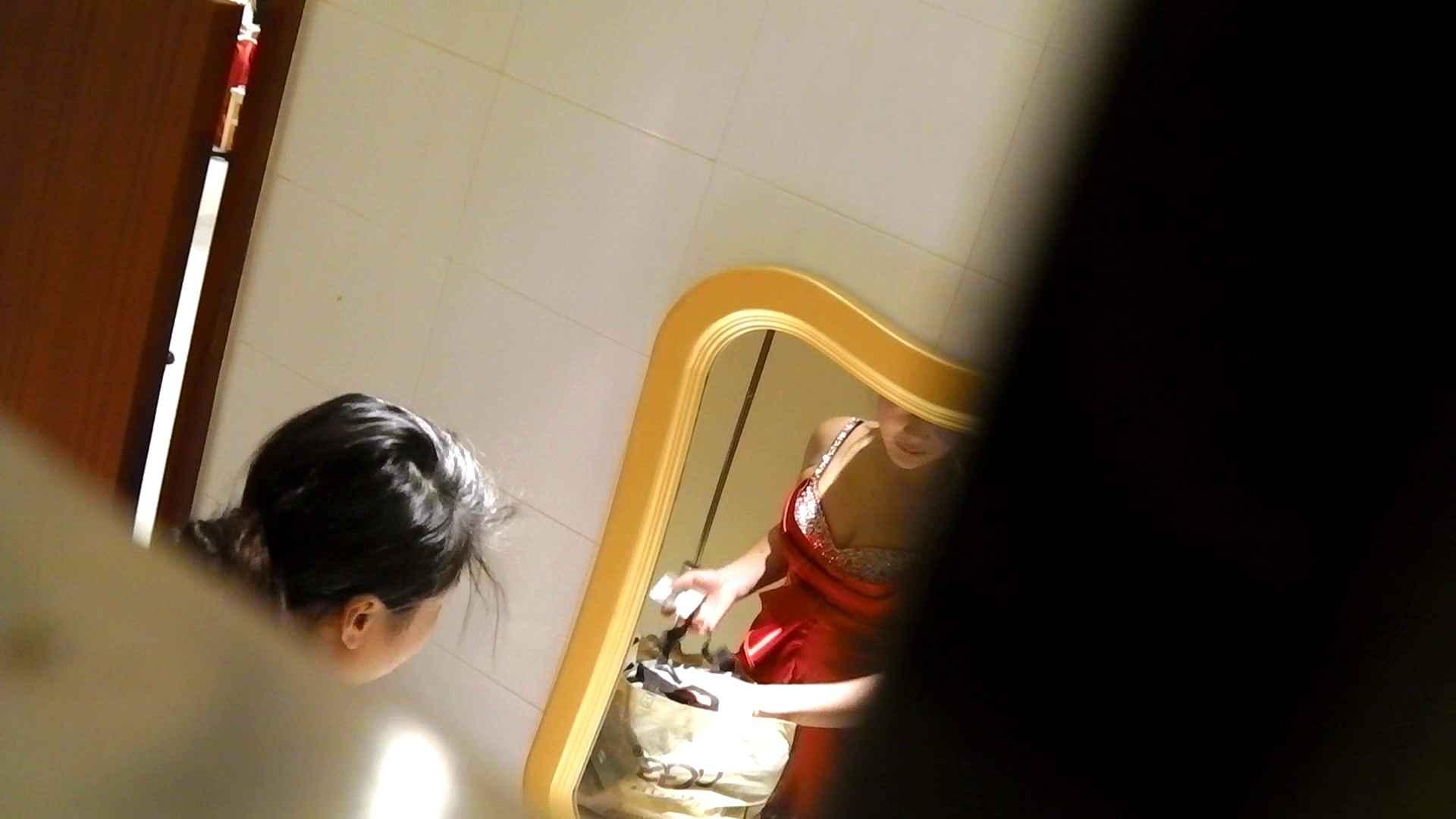 洗寿観音さんの 化粧室は四面楚歌Nol.5 洗面所   エッチなOL  108枚 57