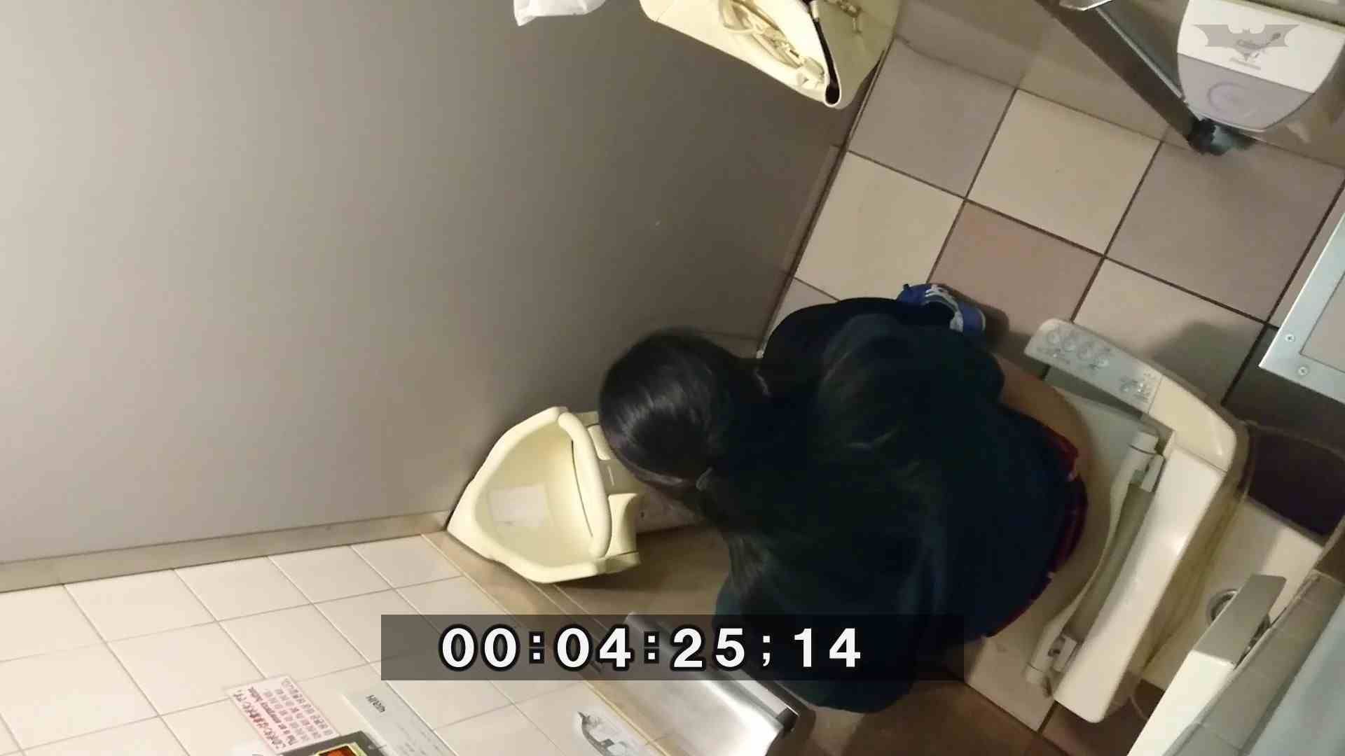 化粧室絵巻 ショッピングモール編 VOL.04 高画質  107枚 106