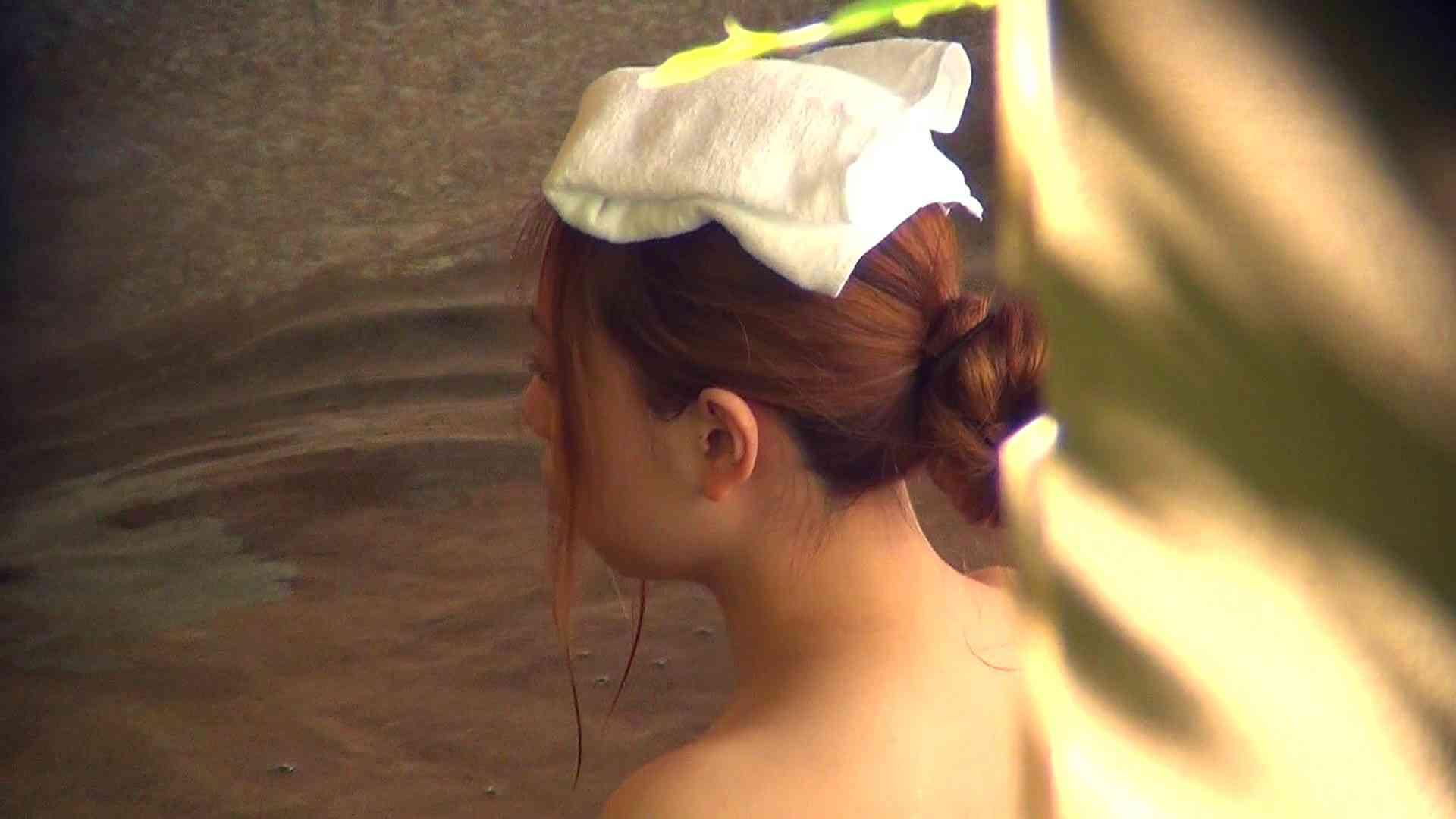 Vol.40 茶髪お女市さまはふくよかでした 露天入浴  77枚 69