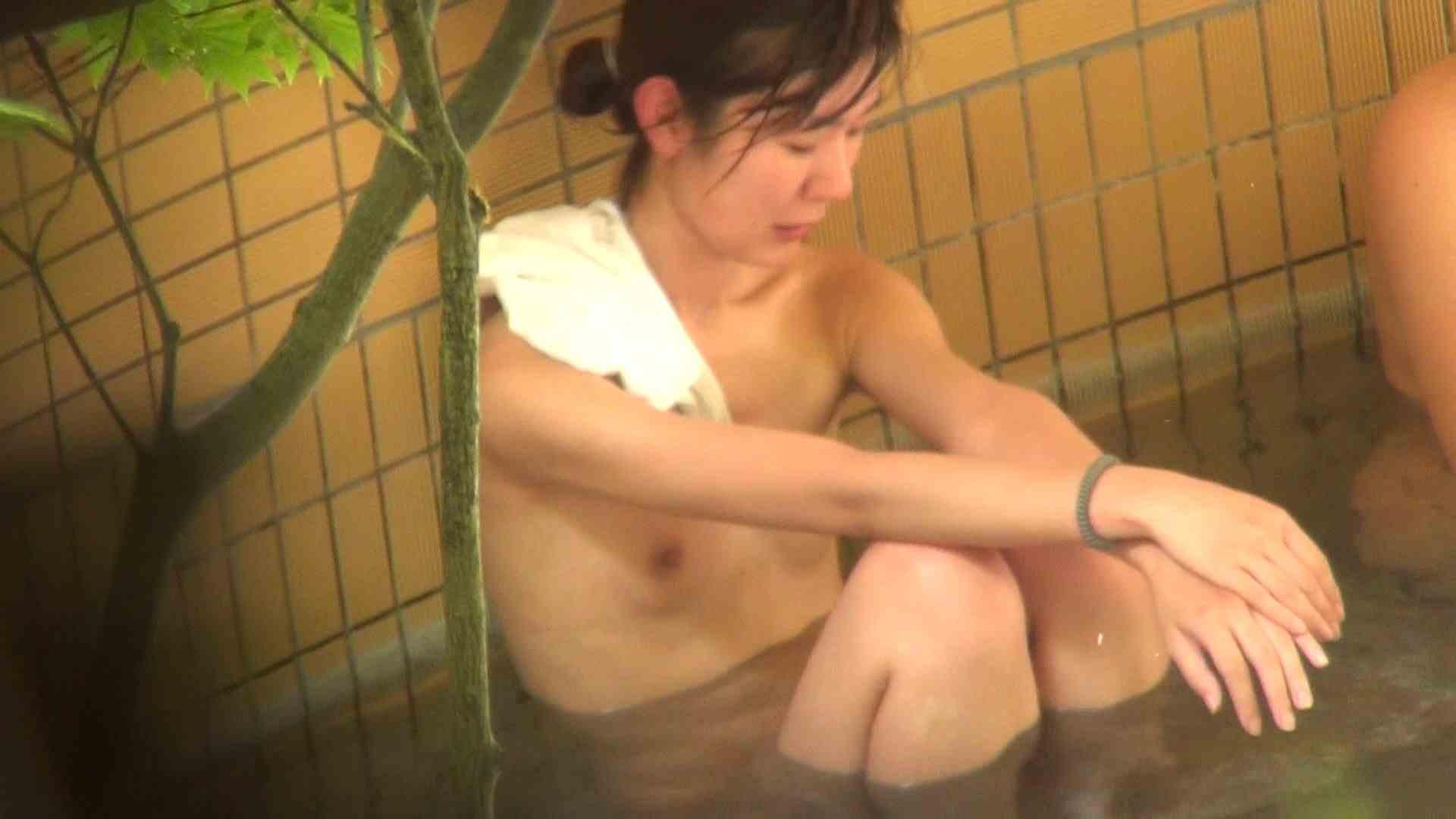 Vol.77 お上品な貧乳色白お女市さまの裸を見る醍醐味 露天入浴 AV無料 107枚 83