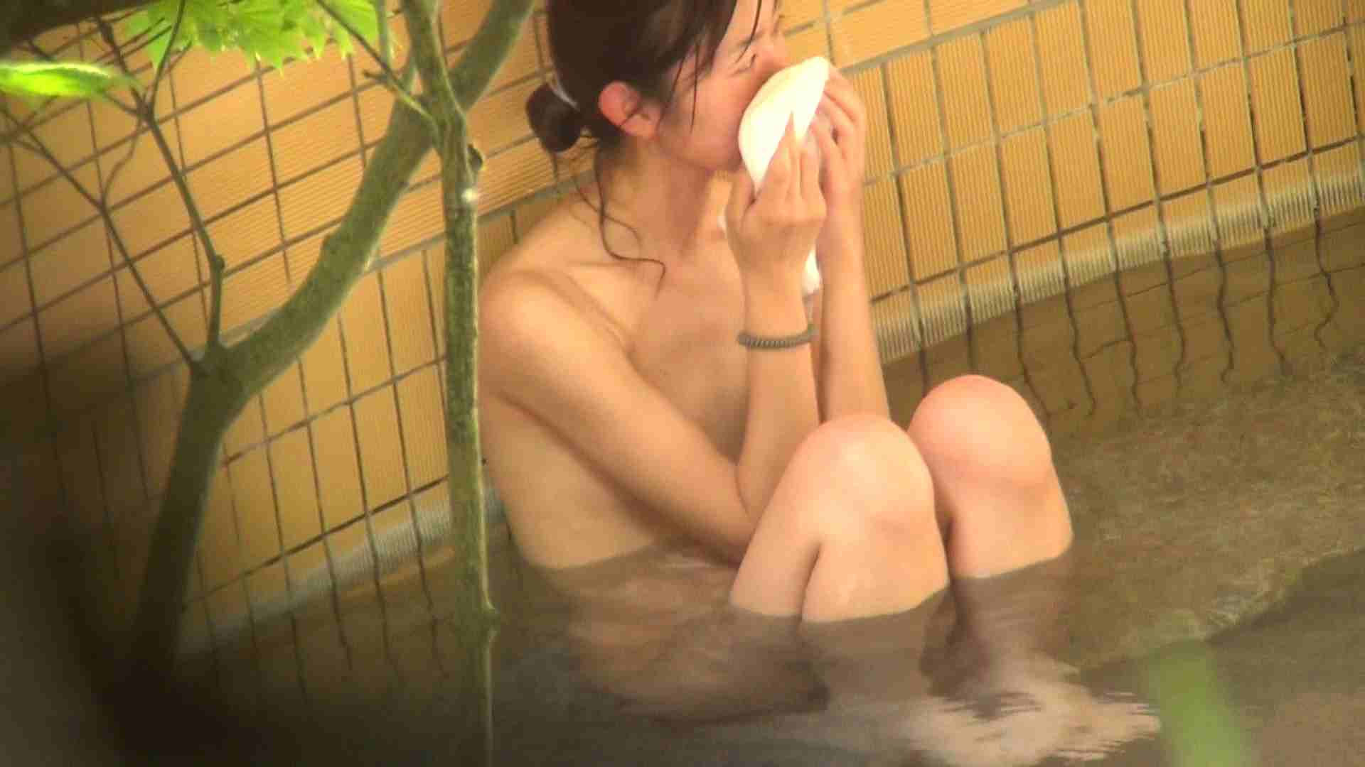 Vol.77 お上品な貧乳色白お女市さまの裸を見る醍醐味 露天入浴 AV無料 107枚 91