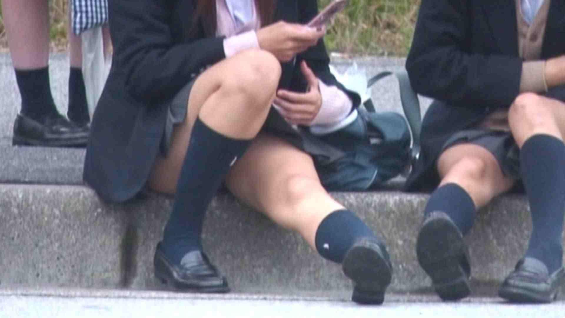 望遠パンチラNo9 学校 オメコ動画キャプチャ 92枚 89