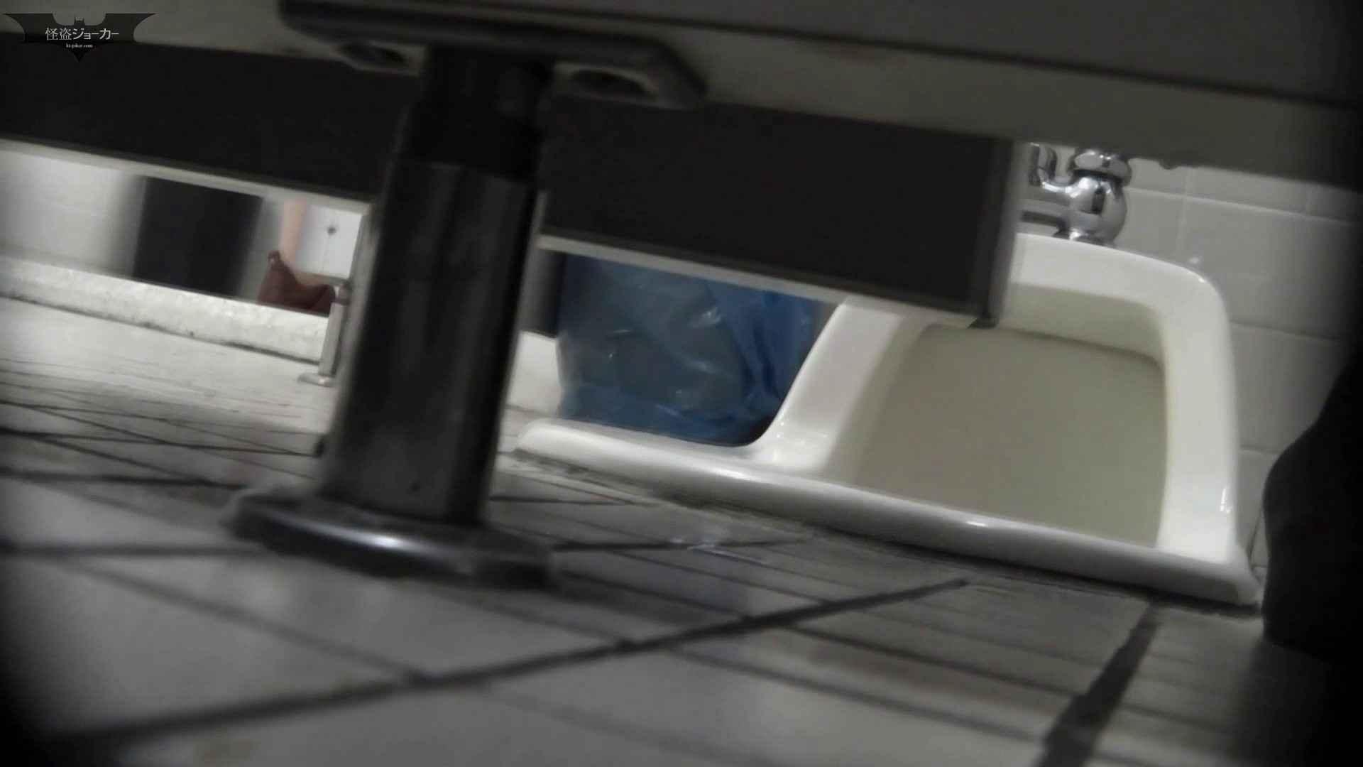 お銀さんの「洗面所突入レポート!!」 vol.51 突入最前線!おまけ付き エッチなOL 隠し撮りオマンコ動画紹介 96枚 89