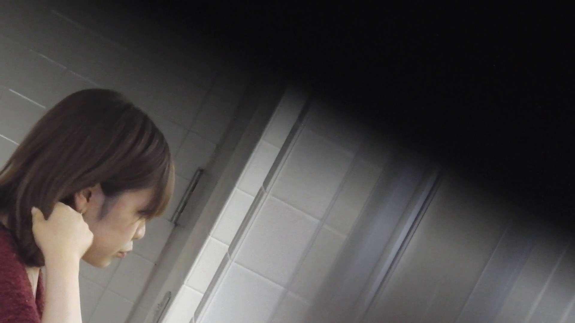 お銀さんの「洗面所突入レポート!!」Nol.10 タレント並みの美人 | エッチなOL  90枚 22