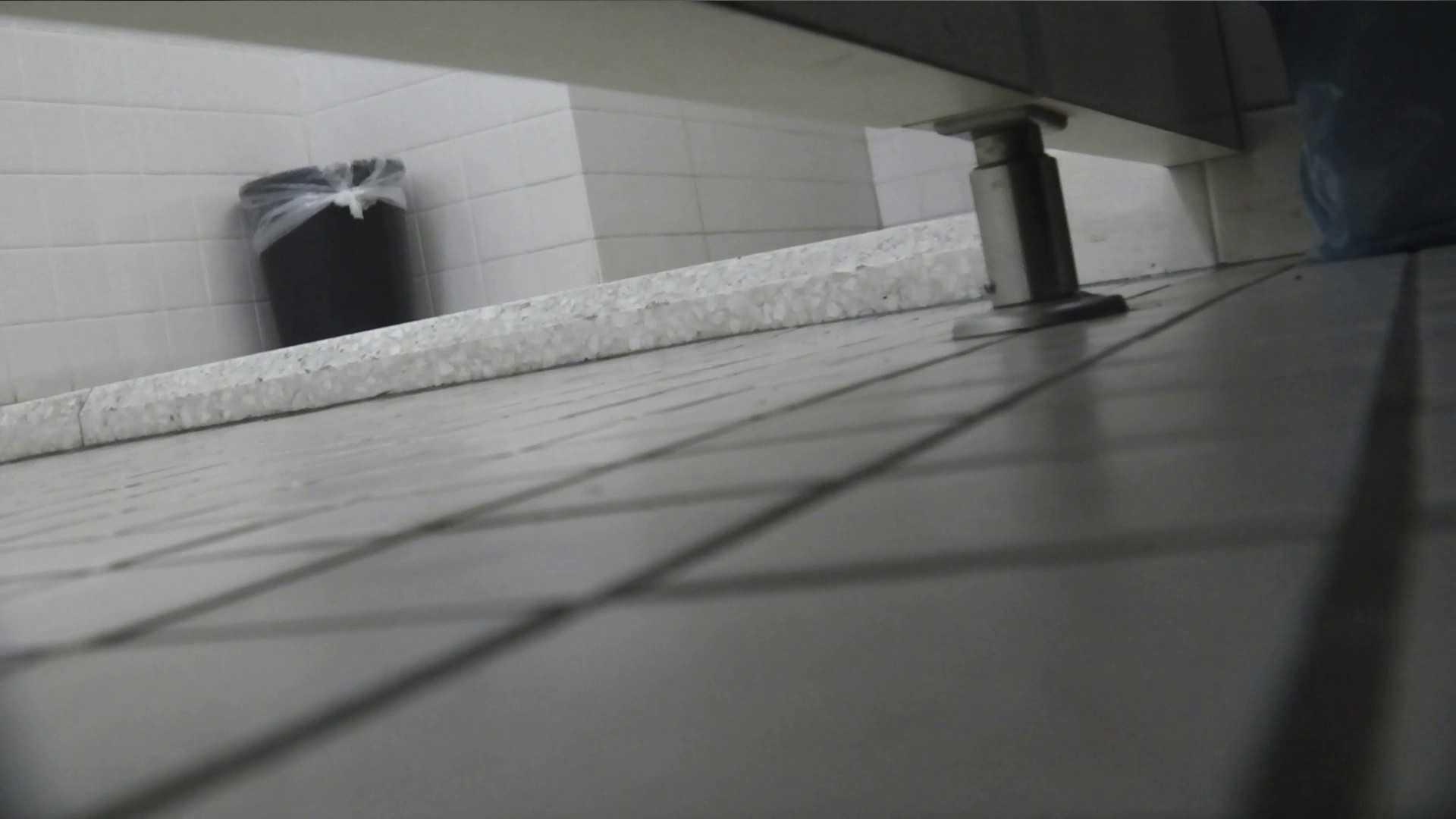 お銀さんの「洗面所突入レポート!!」Nol.10 洗面所 おまんこ無修正動画無料 90枚 35
