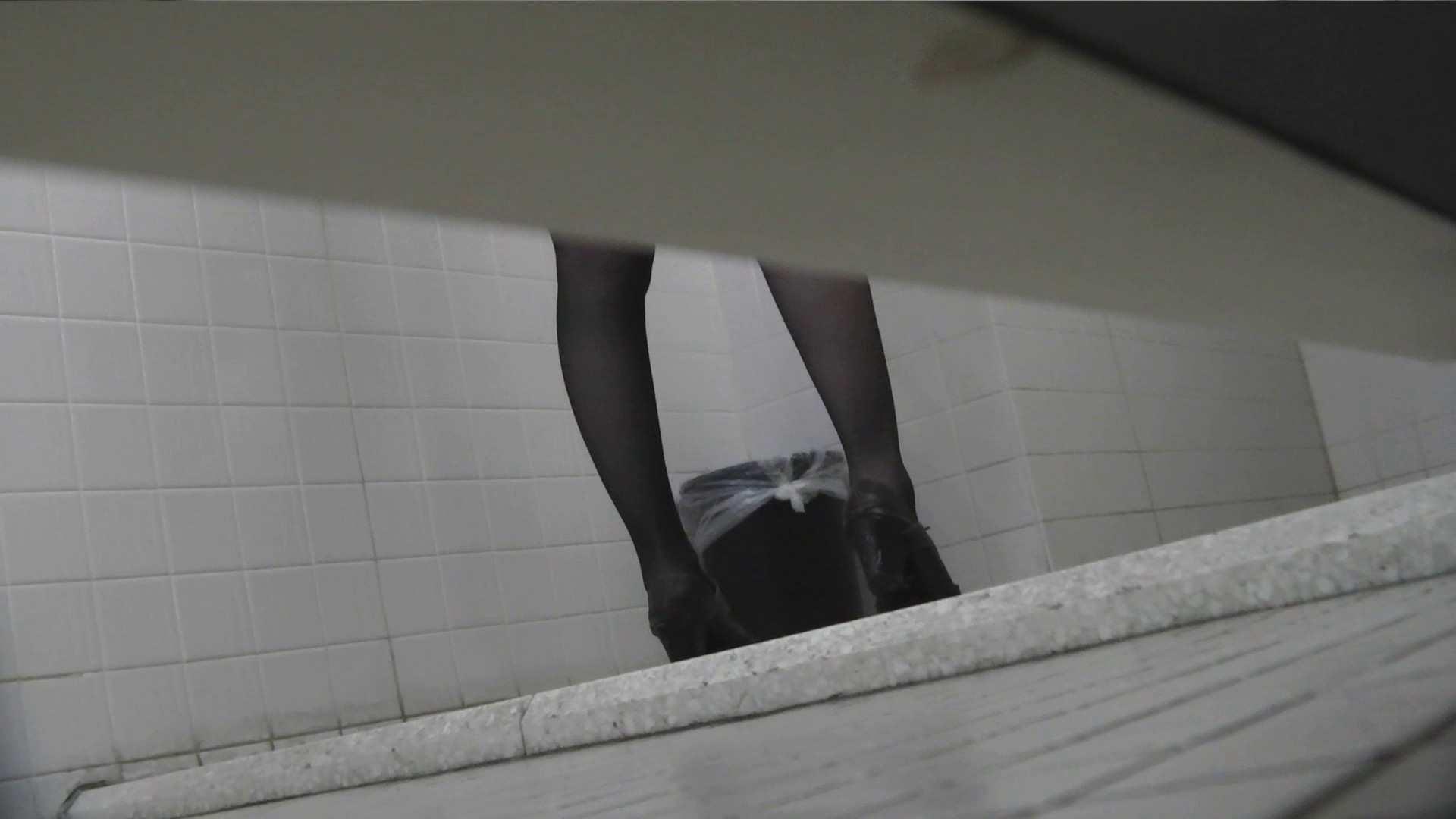 お銀さんの「洗面所突入レポート!!」Nol.10 タレント並みの美人 | エッチなOL  90枚 37