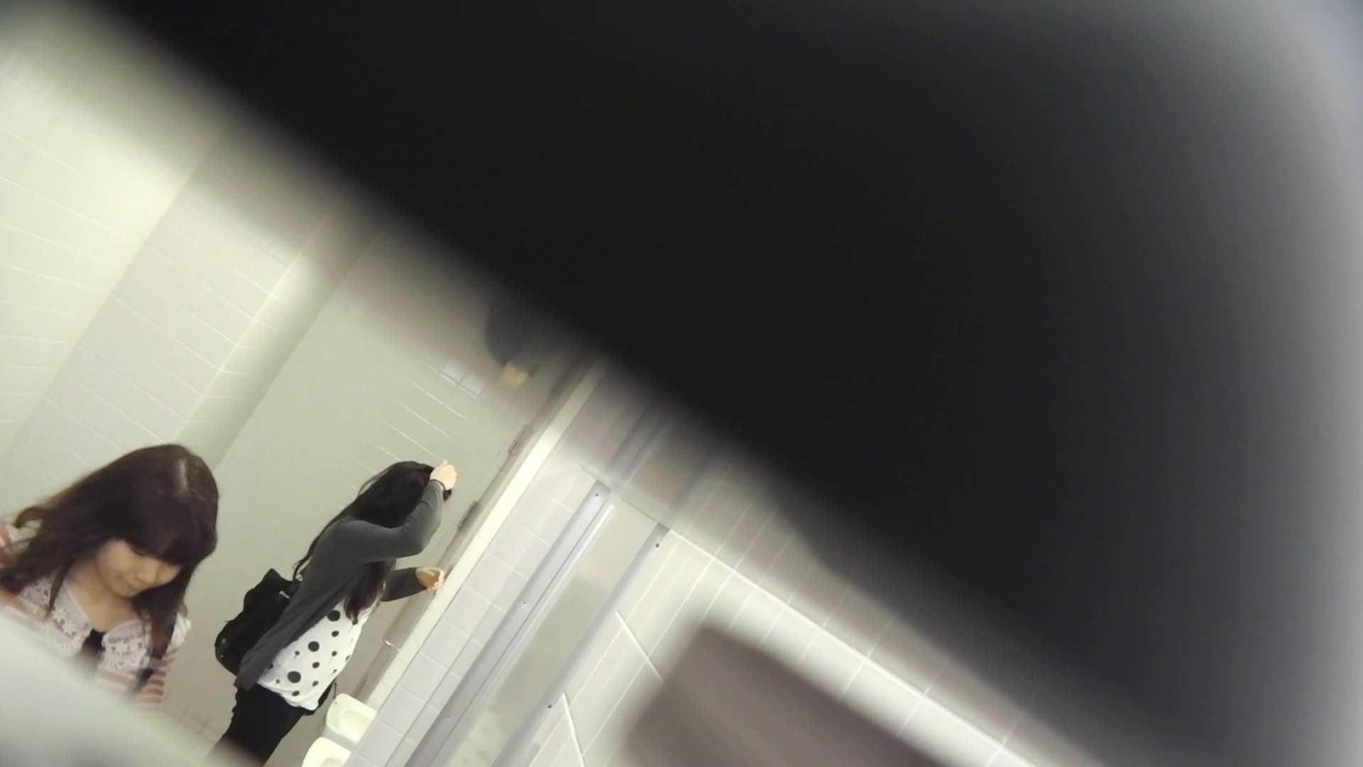 お銀さんの「洗面所突入レポート!!」Nol.10 洗面所 おまんこ無修正動画無料 90枚 62