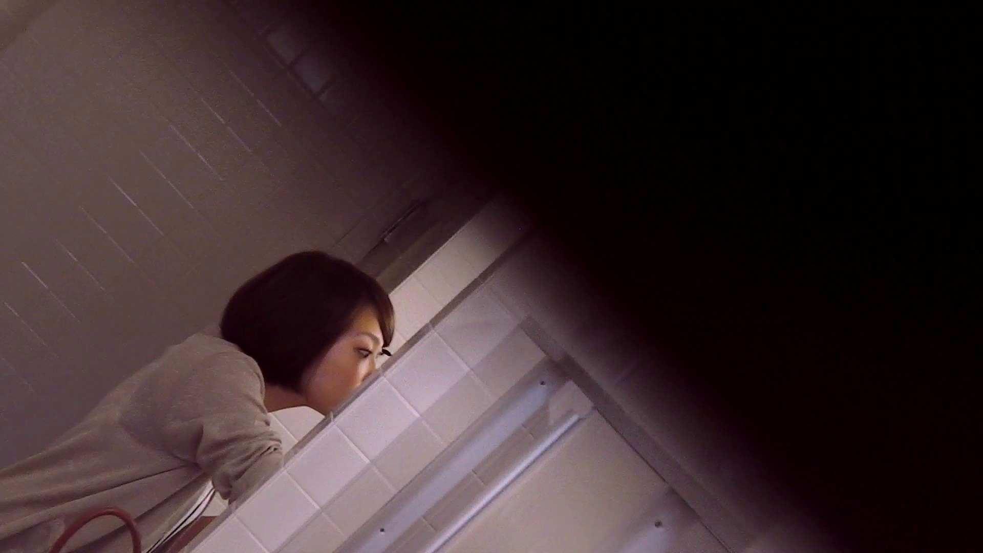 お銀さんの「洗面所突入レポート!!」Nol.18 洗面所 AV無料動画キャプチャ 92枚 44