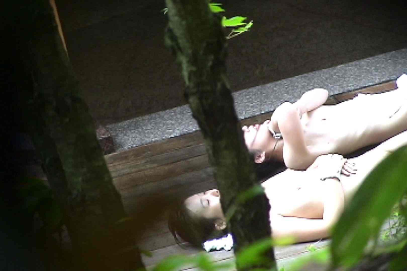 No.11 オトナな女は全裸で裸姿森林浴 露天入浴   美女  106枚 63