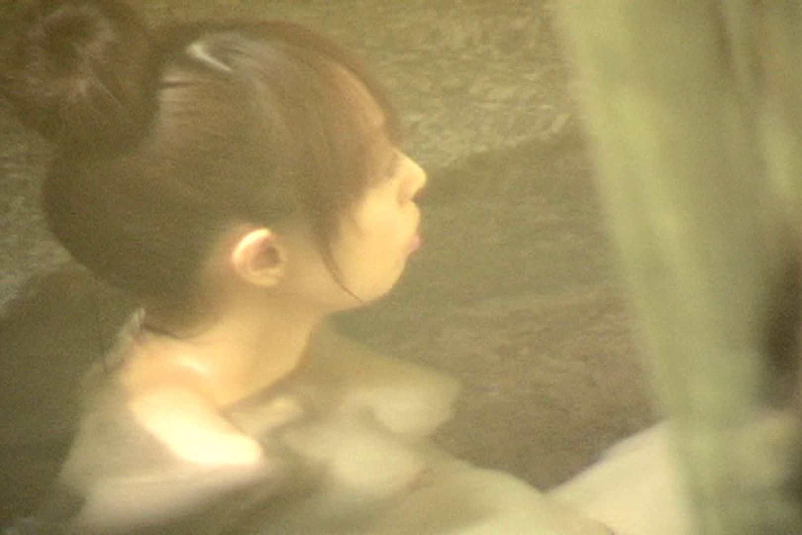 No.16 細身妊婦の膨らんだお腹とオッパイ 露天入浴 オマンコ無修正動画無料 91枚 51