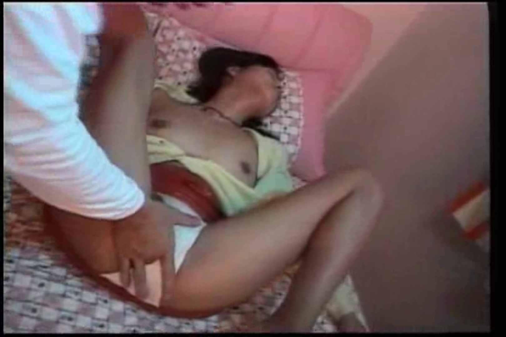統計的に女性の寝起きのSEXは興奮するらしいです。 島崎玲子 パンツ売る女  88枚 64