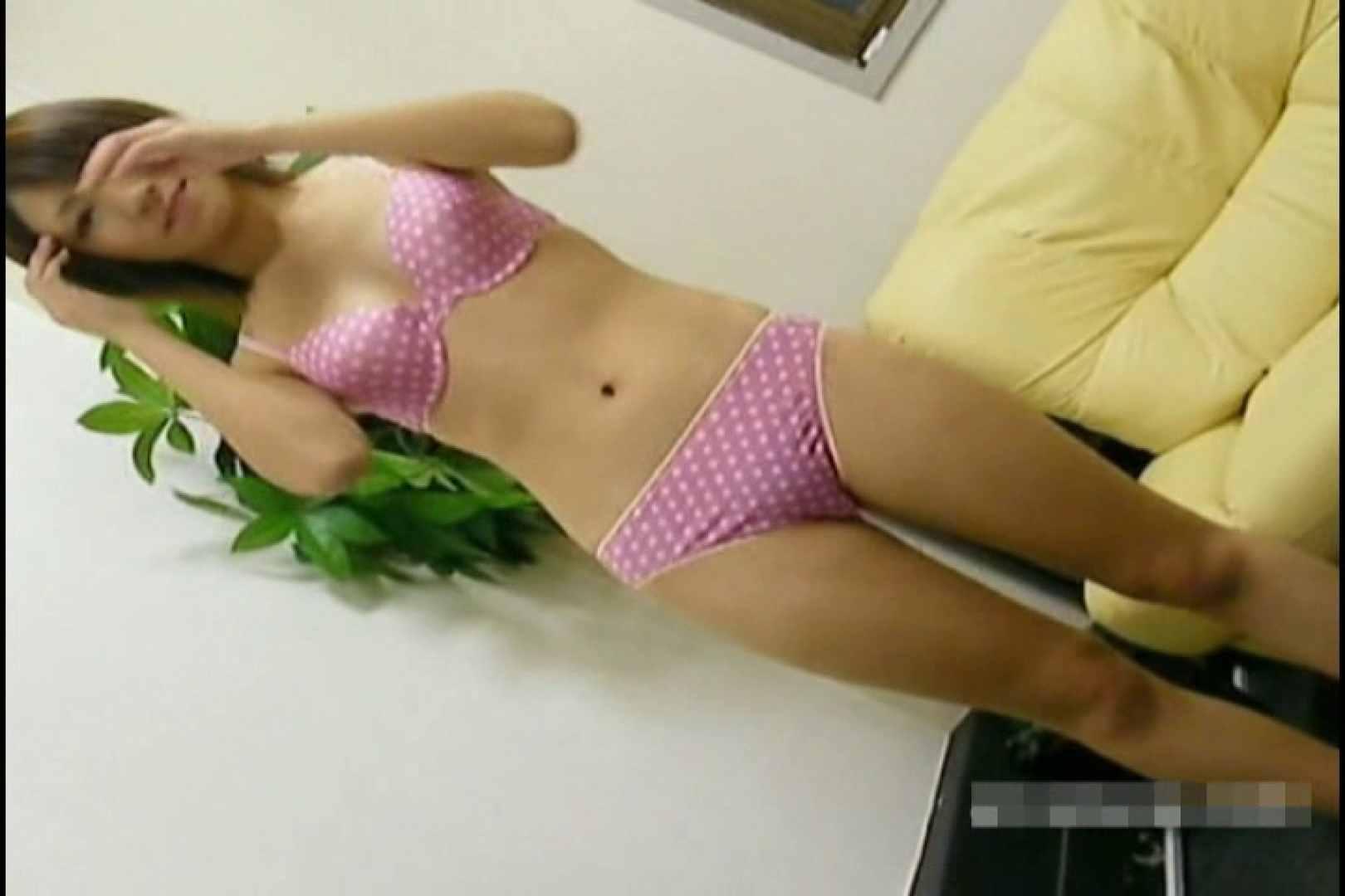 素人撮影 下着だけの撮影のはずが・・・れみ18歳 乳首 おめこ無修正動画無料 77枚 68